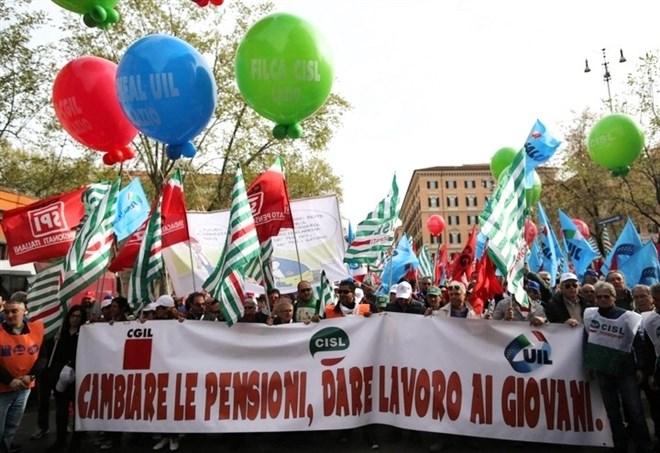 Riforma pensioni 2017, Lapresse