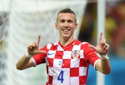 Perisic, attaccante Inter (Infophoto)