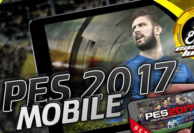 PES 2017 arriva oggi gratuitamente sui dispositivi iOS e Android