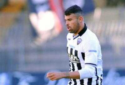 Andrea Petagna, 20 anni, attaccante dell'Ascoli (INFOPHOTO)