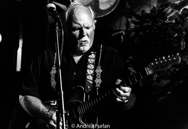 Peter Bonta, foto di Andrea Furlan