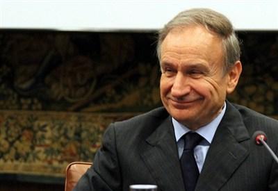 Gianni Petrucci, presidente Coni (infophoto)