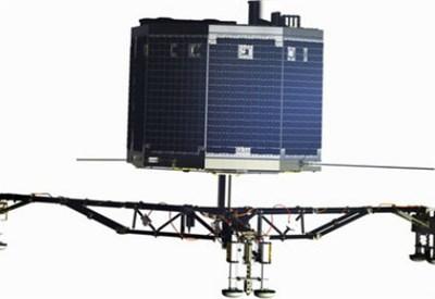 La sonda che andrà sulla cometa