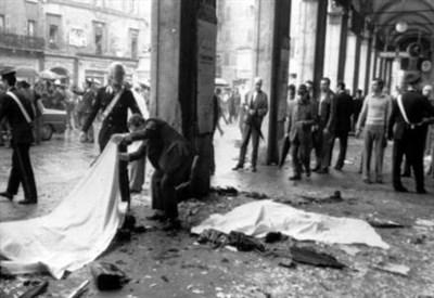 Strage di piazza della Logia (immagine d'archivio)