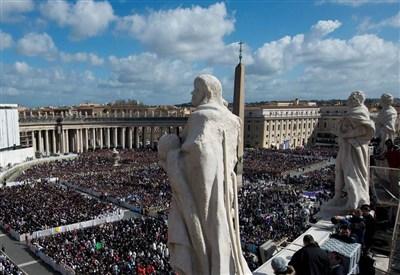 San Pietro, Roma (Infophoto)
