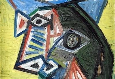Un quadro di Picasso