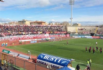 Lo stadio Armando Picchi di Livorno (dalla pagina Facebook ufficiale AS Livorno Calcio)