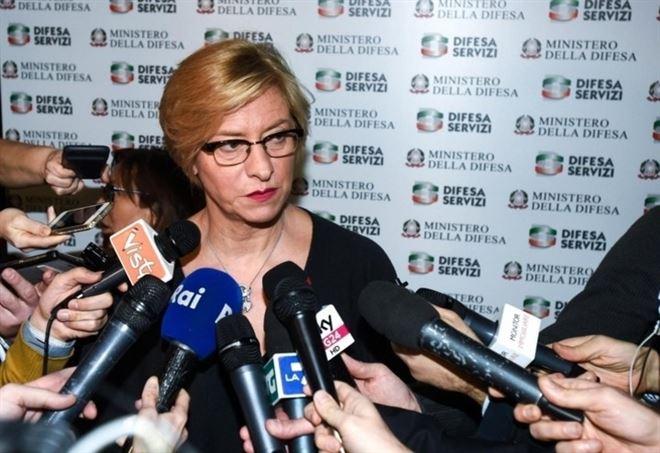 Roberta Pinotti (Lapresse)