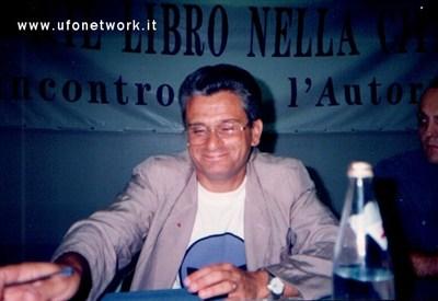 L'ufologo Roberto Pinotti