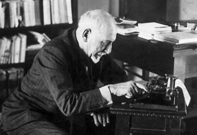 Luigi Pirandello (1867-1936) (Foto dal web)
