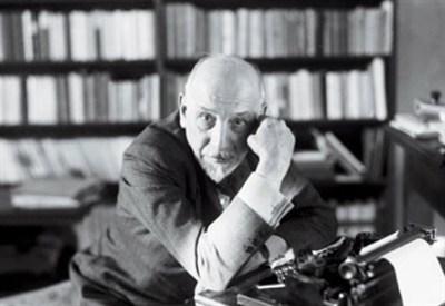 Luigi Pirandello (1867-1936) (Immagine d'archivio)