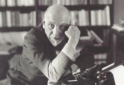 Luigi Pirandello (1867-1936) (Immagine dal web)