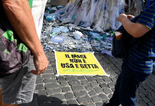 Guerra alla plastica con