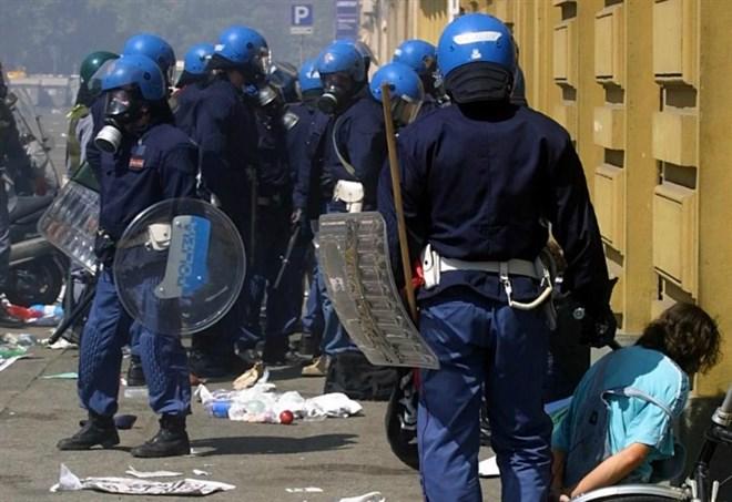 G8 Genova (LaPresse)