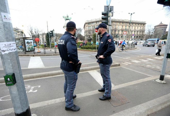 Concorso Polizia 2017 (Foto: LaPresse)