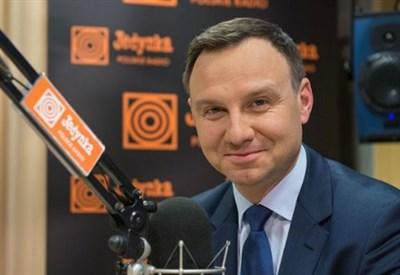 Andrzej Duda, neopresidente della Polonia (Immagine d'archivio)