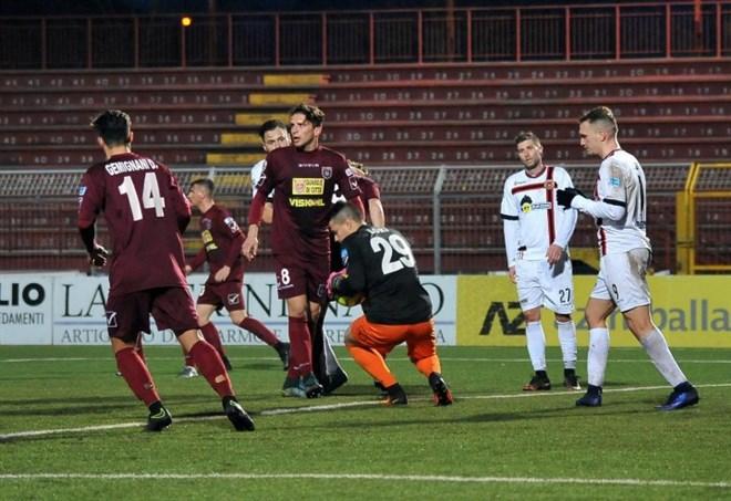 Diretta Arzachena Pontedera, Serie C girone A (Foto LaPresse)