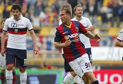 Daniele Portanova, 34 anni, difensore centrale del Genoa (INFOPHOTO)