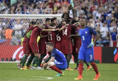 Francia-Portogallo (Foto: LaPresse)