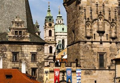 Si gioca a Praga (Infophoto)
