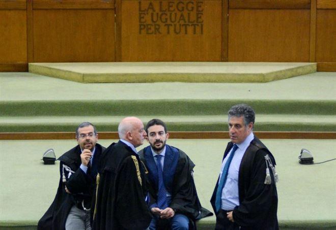 Pm Di Matteo, processo Trattativa Stato-Mafia (LaPresse)