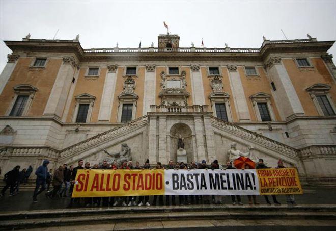 Stadio Roma, attesa risposta dello Stato