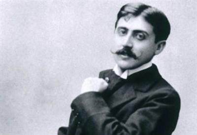 Marcel Proust (1871-1922) (Immagine d'archivio)