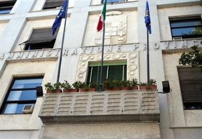 La sede della Provincia di Milano, foto Infophoto