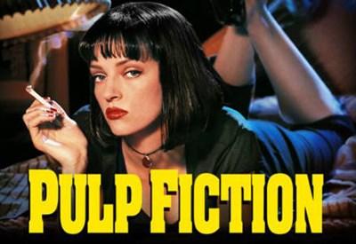 Pulp Fiction su TV8