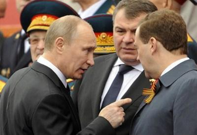Vladimir Putin durante un recente summit (Infophoto)