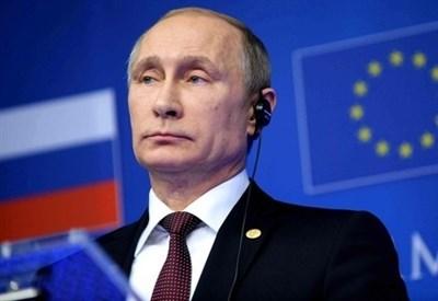 Putin (Fonte Infophoto)