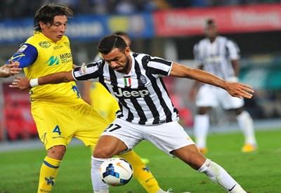 Fabio Quagliarella, 30 anni, attaccante della Juventus (INFOPHOTO)