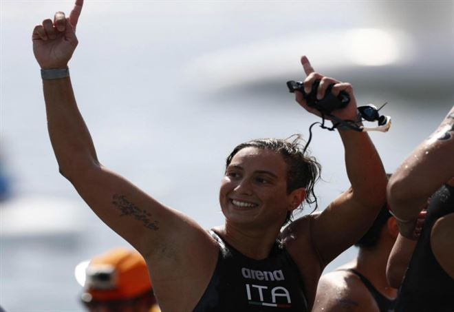Diretta Mondiali nuoto 2017: Rachele Bruni (LaPresse)