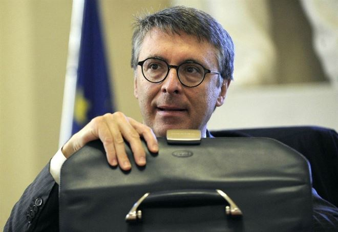 Raffaele Cantone, capo dell'Anac (LaPresse)