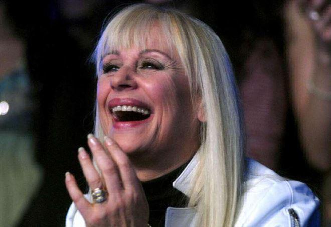 Raffaella Carrà compie 75 anni