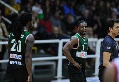Avellino (nella foto il play Joe Ragland, 26 anni) è la prima italiana a giocare nella FIBA Champions League (LAPRESSE)