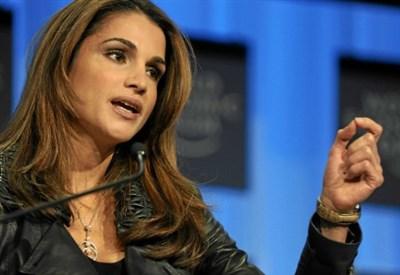 Rania di Giordania (Infophoto)