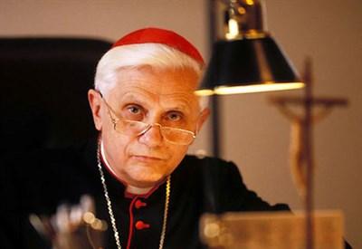 Jospeh Ratzinger da cardinale (Immagine d'archivio)