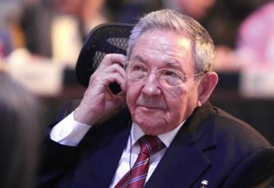 Raul Castro (Infophoto)