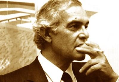 Raul Gardini (foto l'Unità)