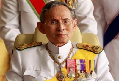 Bhumibol Adulyadej (Foto LaPresse)