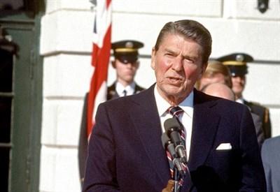 Ronald Reagan (infophoto)
