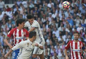 Video/ Atletico Madrid Real Madrid (0-0): highlights della partita (Liga 12^ giornata)