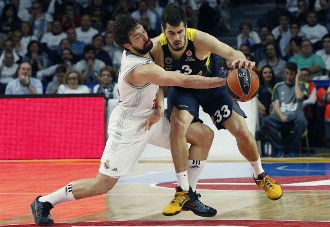Eurolega 2017, Final Four: diretta Fenerbahçe-Real Madrid (LAPRESSE)