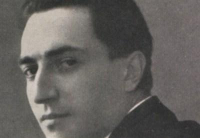 Clemente Rebora (1885-1957) (Immagine d'archivio)