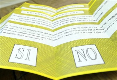 Referendum news (LaPresse)