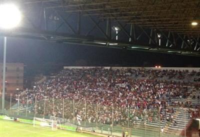 Lo stadio Granillo