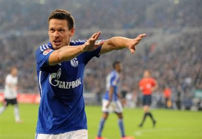 Sascha Riether, 32 anni, terzino dello Schalke 04 (INFOPHOTO)