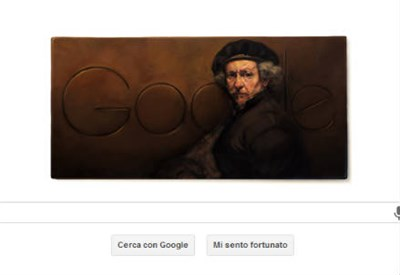 Il logo di oggi per Rembrandt