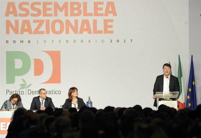 Pd: arriva in rete la app di Matteo Renzi